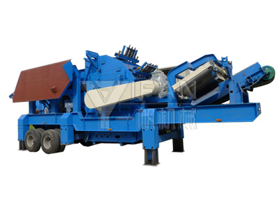 Portable Impact Crusher